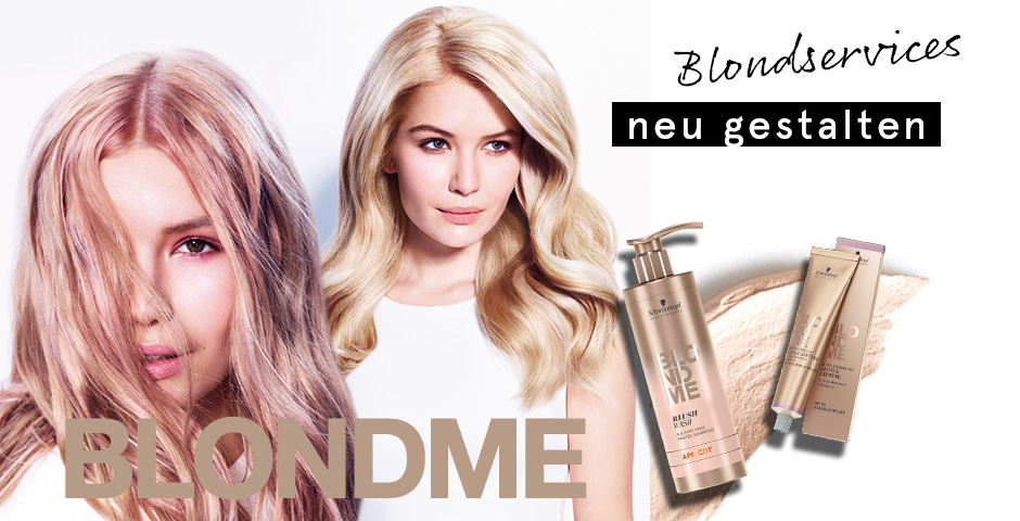 BlondMe Blush Wash